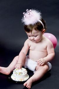 Idéer för den sötaste barntårta