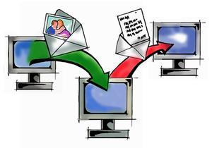 Hur du infogar en bild i ett HTML-mail i PHP