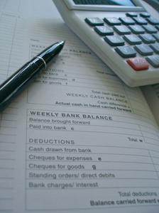 Vad är syftet med ett bankutdrag försoning?