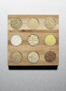 Lista av tiamin-rika livsmedel