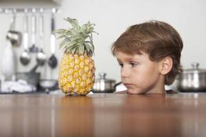 Lära barn hur man observerar