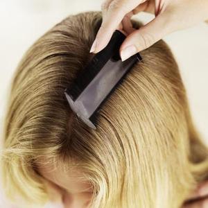 Hur lossa Nits från hår