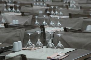 Inredningsidéer för små restauranger