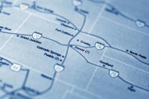 Hur till bädda in en Bing karta adress