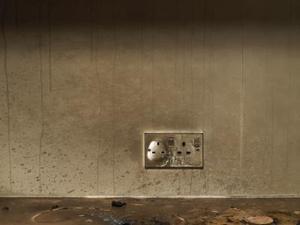 Rengöra duschglas väggar