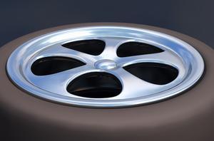 Hur att reparera skadade legering hjul