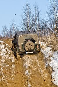 Jeep Wrangler Hardtop problem
