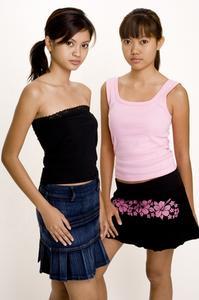 Frisyrer för flickor med halvlång Blond hår