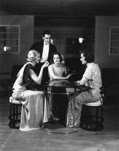 Aftonklänningar på 1930-talet