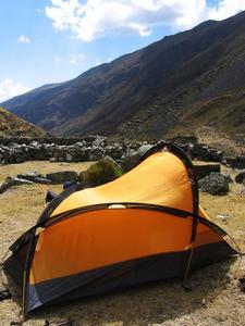 Checklista för motorcykel Camping resa