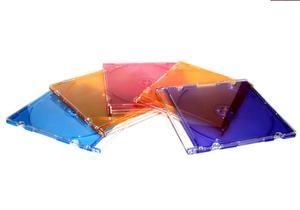 Hur krympa Wrap en CD fodral