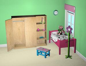 De bästa sovrum idéerna för barn