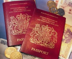 Hur får man ett pass för en 2-årig
