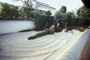 Hur man skapar en Zen-trädgård