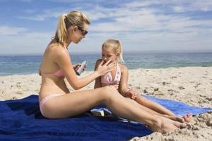 De bästa dermatologiska solskyddsmedel för ansiktet