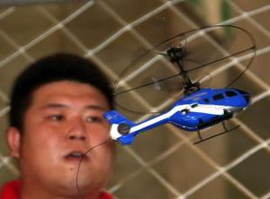 Hur öka flygtid i en RC helikopter