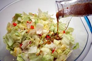 Listan över livsmedel med hög-Frutose majssirap