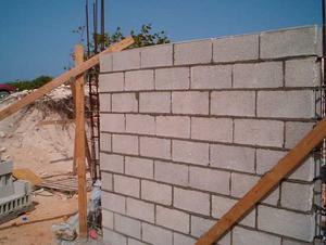 Hur man bygger en liten betongblock lagring byggnad