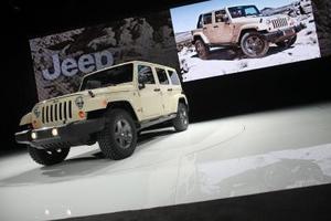 OEM vridmoment specifikationer för en 2001 Jeep Wrangler