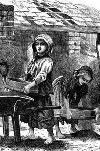 Pro & nackdelar med barnarbete lag