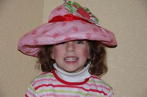 Hur man gör en Strawberry Shortcake kostym