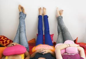Hur man orkar med tonåringar