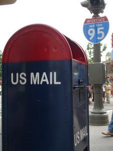Hur till spår postkontor Express post