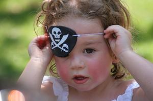 Pirate Party mat idé