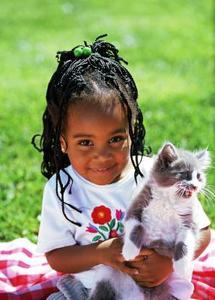 Hur att behandla parasiter hos kattungar