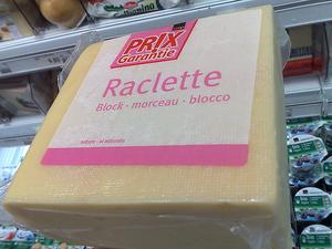 raclette ost meny
