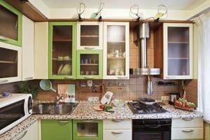 Vad är den mest hållbara färgen för köksluckor?
