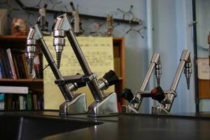Undersökande projekt för kemi