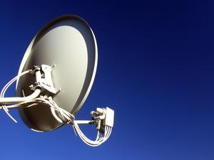Hur du ställer in en TV-parabol