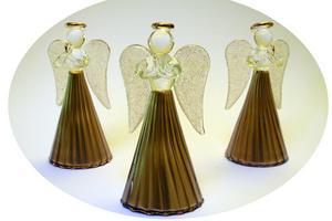Angel tema Party mat idéer