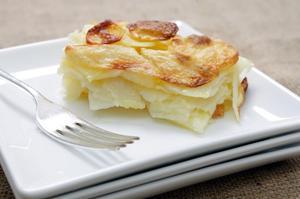 Hur man gör en enkel potatisgratäng