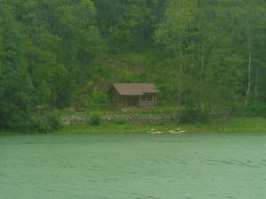 Hur man bygger en liten sjö hus