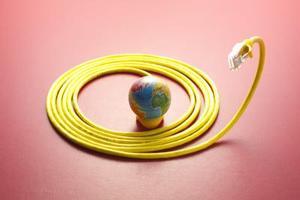 Hur tråd en Cat5 kabel-kontakt