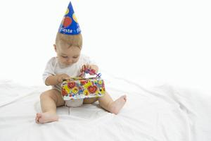 Ettårig pojke födelsedag nuvarande idéer