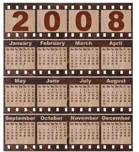 Hur du infogar en kalender i Excel 2007