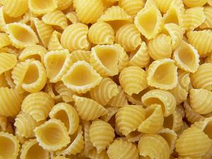 Typer av Pasta som vanligen används för makaroner & ost