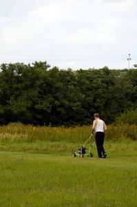 Hur ta reda på vad min gamla Push gräsklippare som?