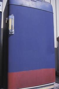 Hur att reparera en Vintage kylskåp