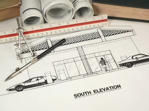 Hur konvertera arkitektoniska skalor