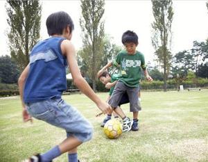 Fysisk utveckling av barn i friidrott
