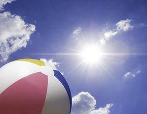 Sparsamma Beach Party idéer för vuxna
