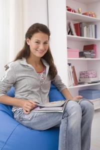 Vad är bra teman för en tonårig flicka sovrum?