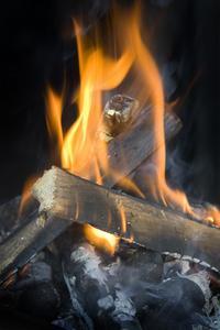 Hur man bygger en eldgrop ur aska block