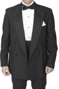 Vad män bära till formella evenemang på 1920-talet?