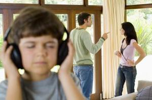 Psykologiska effekter av skilsmässa
