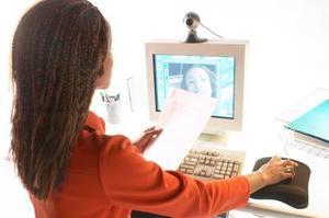 Hur man fixar registerinställningar för en webbkamera på Yahoo Messenger